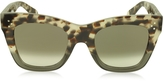 Celine CATHERINE CL 41090/S Acetate Cat Eye Women's Sunglasses