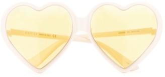 Gucci Heart Shaped Sunglasses