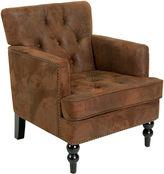Asstd National Brand Mikaella Fabric Club Chair