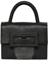 Maison Margiela Mini Textured Leather Shoulder Bag