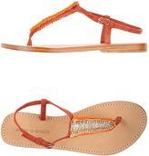 Ambre Babzoe Toe strap sandals
