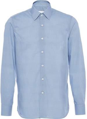 Prada micro dots shirt