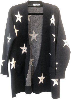 Sandro Navy Knitwear for Women