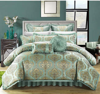 Chic Home Como 9-Pc King Comforter Set Bedding