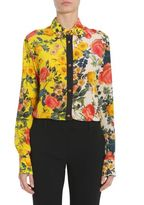 Fausto Puglisi Silk Shirt