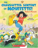 Scholastic Smelly Socks Book - French Version