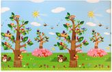 BABY CARETM Large Baby Play Mat in Birds in Trees