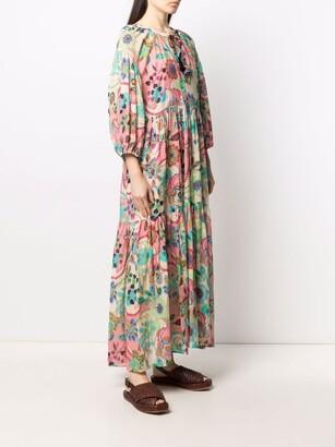 Anjuna Elletropic maxi dress