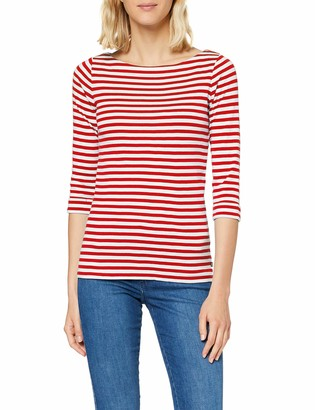 Esprit Women's 999ee1k822 Long Sleeve Top