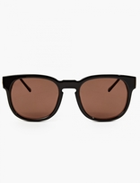 Thierry Lasry Black Acetate Authority Sunglasses