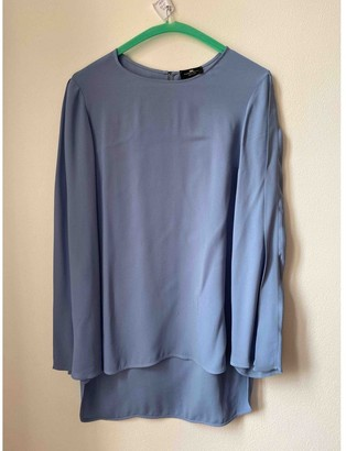 Elisabetta Franchi Turquoise Top for Women