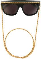 Stella McCartney Falabella oversized sunglasses