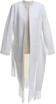 Adam Lippes White Cotton Coat for Women