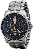 Luminox F-35 Lightning II Chronograph Watch - Stainless Steel Band (For Men)