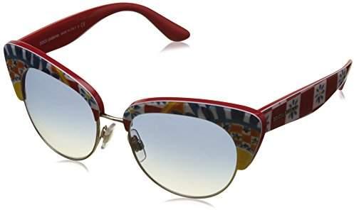 Dolce & Gabbana Women's 0DG4277 312819 Sunglasses