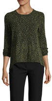 Milly Boucle High Low Sweater