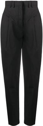 Philosophy di Lorenzo Serafini High-Waisted Cropped Trousers