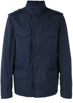 Tod's military jacket - men - Cotton - L