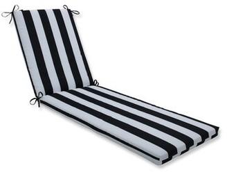 Mercer41 Cordon Stripe Indoor/Outdoor Chaise Lounge Cushion