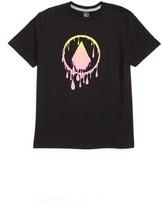 Volcom Boy's Melty Stone T-Shirt