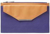 BCBGMAXAZRIA Ashtyn Colorblock Envelope Clutch