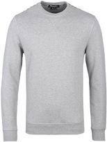 Aquascutum Gilpin Grey Marl Crew Neck Sweater