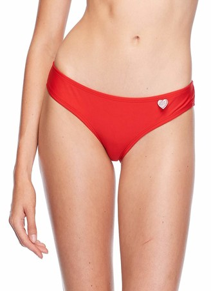 Body Glove Women's Eclipse Solid Surf Rider Bikini Bottom Swimsuit