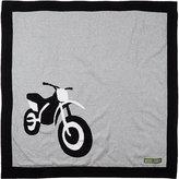 Amber Hagen Motorcycle Blanket-GREY