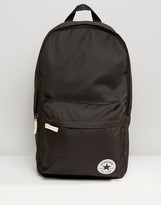 Converse Core Patch Backpack In Black