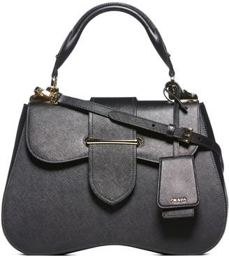 Prada Saffiano Shoulder Bag