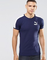 Puma Retro T-Shirt in Muscle Fit