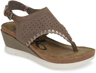 OTBT Meditate Wedge Sandal