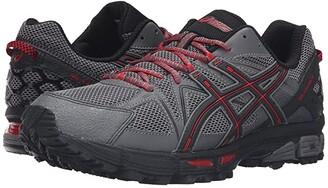 Asics Gel-Kahana(r) 8 (Shark/Black/True Red) Men's Running Shoes