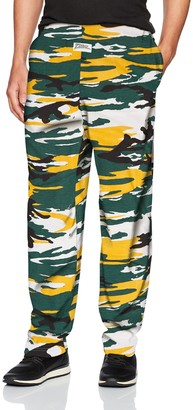 Zubaz Men's Camo Printed Athletic Lounge Pants