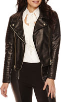 Bisou Bisou Multi-Zip Moto Jacket