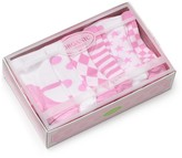 Elegant Baby Girls' My Baby Pink Socks - Baby