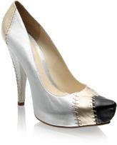 L.A.M.B Stitched Shoes