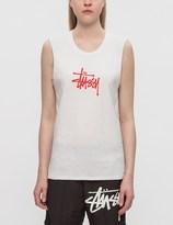 Stussy Basic Muscle T-Shirt