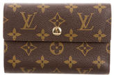 Louis Vuitton Monogram Compact International Wallet