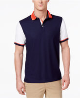 Club Room Men's Colorblocked Polo, Only at Macy's