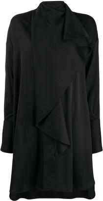 Ellery Metrique draped dress
