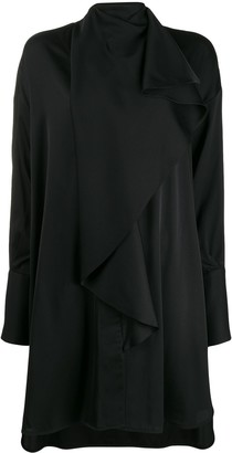 Ellery Metrique draped dress