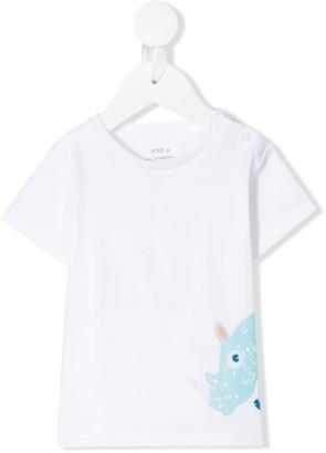 Knot Rhyno printed T-shirt