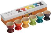 Le Creuset Rainbow Egg Cup Set Of 6