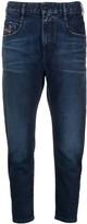 Diesel Fayza mid rise boyfriend jeans