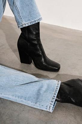 Seychelles Skylar Square Toe Ankle Boots