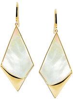 Lana Satin Kite Drop Earrings