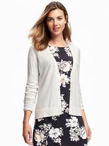 Old Navy Cotton-Blend V-Neck Cardi for Women