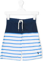 Ralph Lauren striped drawstring shorts