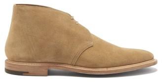 O'Keeffe's Okeeffe - Suede Desert Boots - Beige